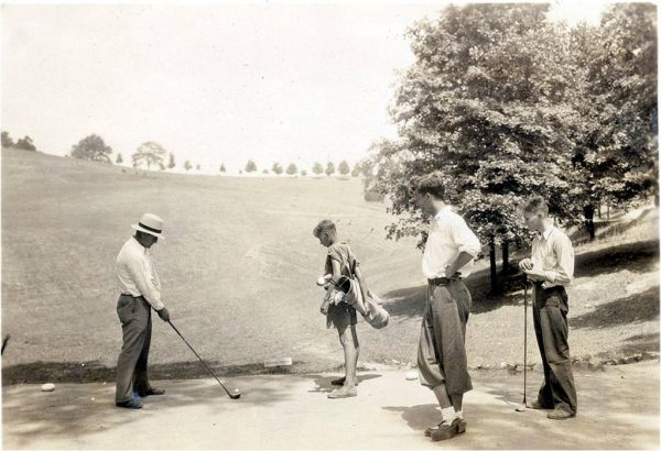 The Oglebay Golf near the Pine Room and the Crispin Clubhouse has welcomed golfer since the 1930s.