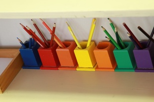 Sikora Montessori Pencils