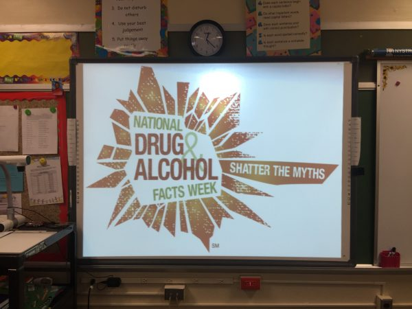 The National Institute on Drug Abuse has coordinated National Drugs and Alcohol Facts Week since 2010.