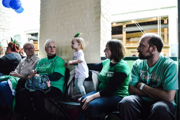 The 20th annual Wheeling Celtic Celebration attract folks of ages.