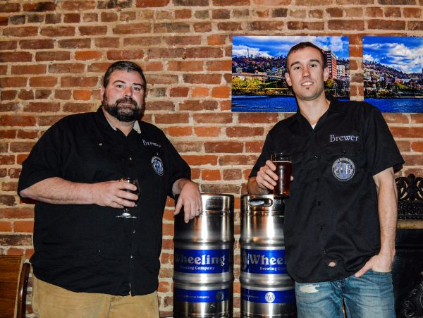 Chaney and Main have brewed the three craft beers that will soon hit the market.