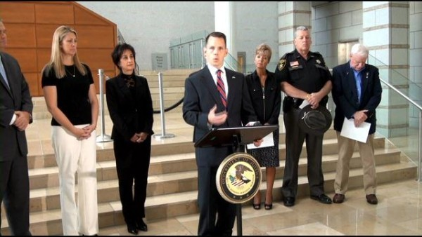 The U.S. Attorney has organized a local task force in the effort to spread awareness throughout the Northern District.