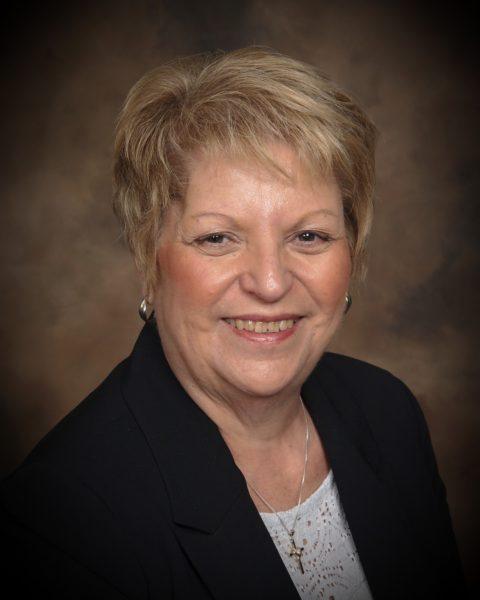 Incumbent Ohio County Assessor Kathie Hoffman.