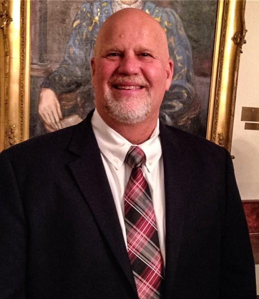 Ward 6 candidate Dave Palmer.
