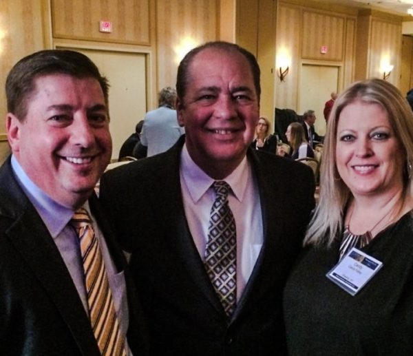 Gene and his wife Candy had the chance to speak with W.Va. Gov. Early Ray Tomblin during Municipal Week in Charleston.