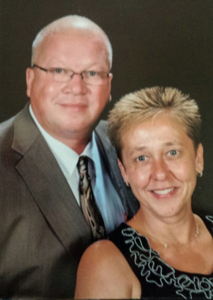 The Kestners - Gary and Terry - have been married since 1985.