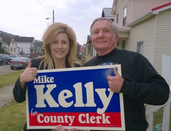 Michele and Randy Rejonis plan to cast their votes in favor of Mike Kelly.