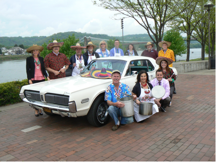 A car cruise will be set up along 12th Street on Saturday.