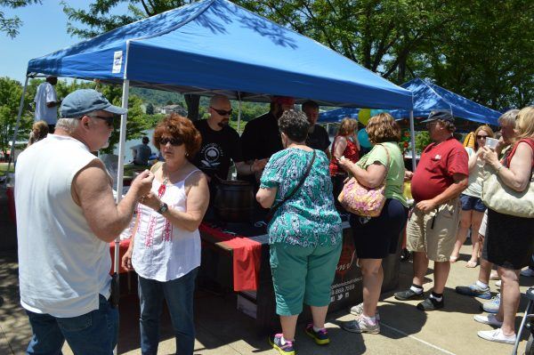 More than 30 competitors will cook during the 15th annual Wheeling Feeling Chili Cook-Off.