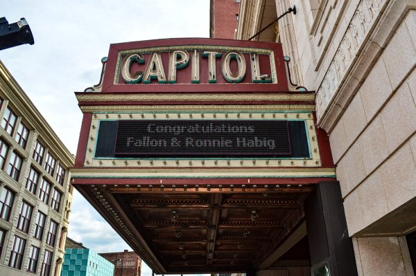 The Capitol Theatre waspurchased by the Wheeling CVB on April 3, 2009.