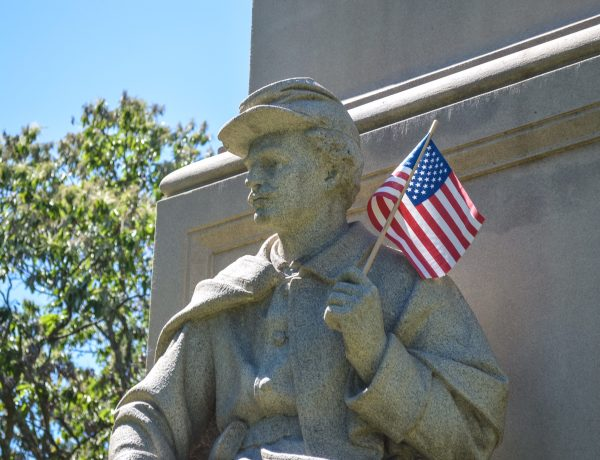 Created more than 100 years ago, the Soldiers and Sailor Monument is the oldest tribute to Union soldiers in West Virginia.