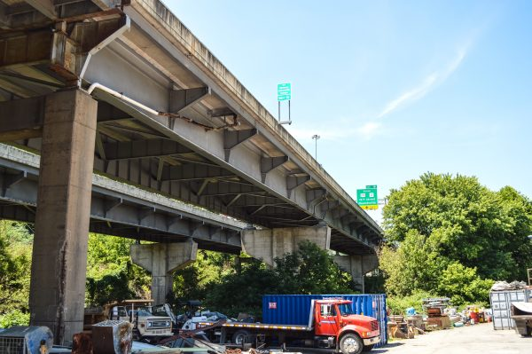 "The ""Fulton bridge,"" the district engineer said, needs completely replaced."