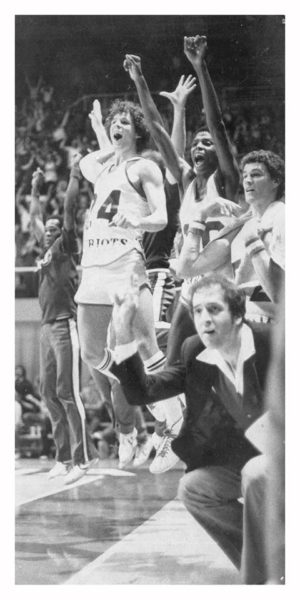 With Andy as the head coach the Patriots captured the 1980 Class AAA state championship.