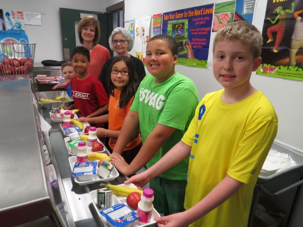 All students of Ohio County Schools will receive a free breakfast and lunch this year.