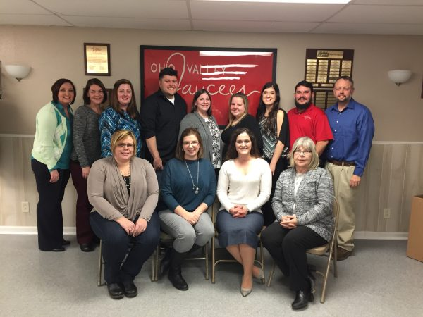 The Ohio Valley Jaycees chapter was founded in 1981.