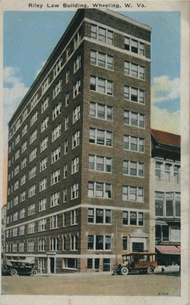 RileyLawBldg-1927PM