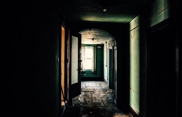 Haunting experiences have been reported throughout the Upper Ohio Valley, including the former Wheeling Hotel is downtown Wheeling.