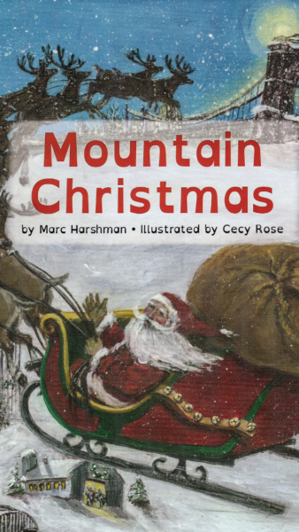 """Mountain Christmas"" was released at this time in 2015."