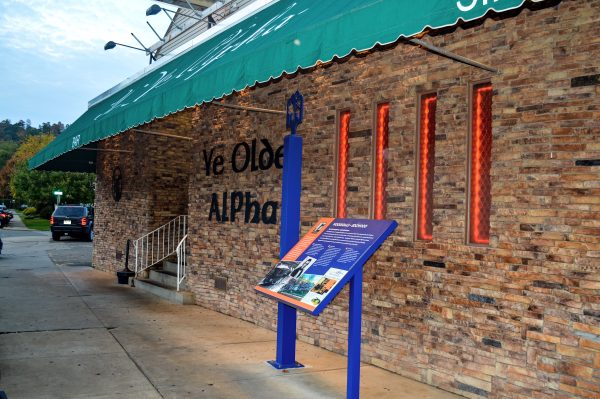 Ye Olde Alpha has always opened at 10 a.m. for breakfast, but now a bartender will be on duty before 1 p.m.