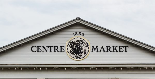 The history of Centre Market dates back to more than a century.