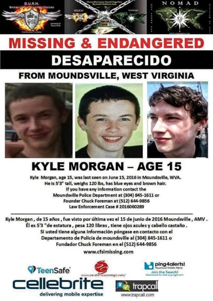 Kyle's Case – Unsolved One Year Later – Weelunk