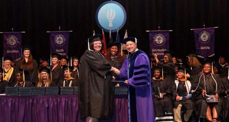 Amy Jo Hutchison Earns Degree from Kaplan University: Wheeling, WV