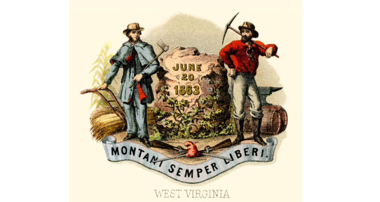 University Of Virginia Law >> West Virginia During the Civil War: A History Symposium ...