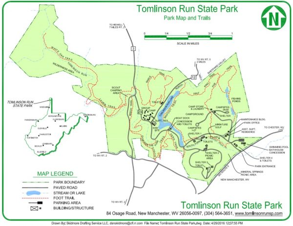 ONE TANK TRIPS: Tomlinson Run State Park – Weelunk