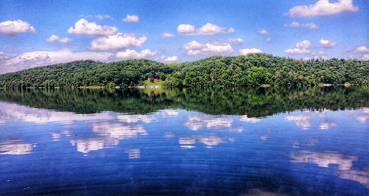 How Ohio's Piedmont Lake & Muskingum Watershed Lakes Came to Be