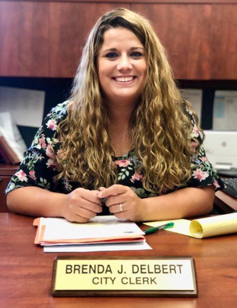 Brenda J. Delbert wheeling city council