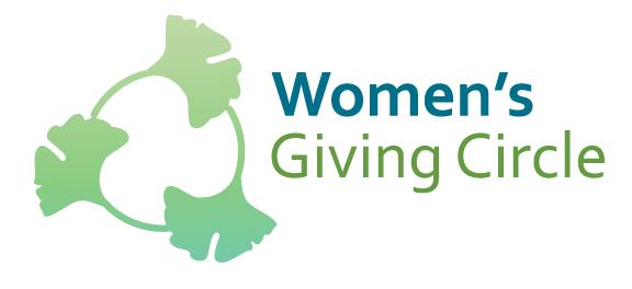 women's giving circle ohio valley wheeling logo
