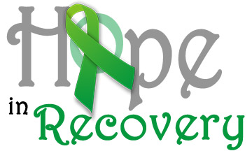 Hope in Recovery Logo