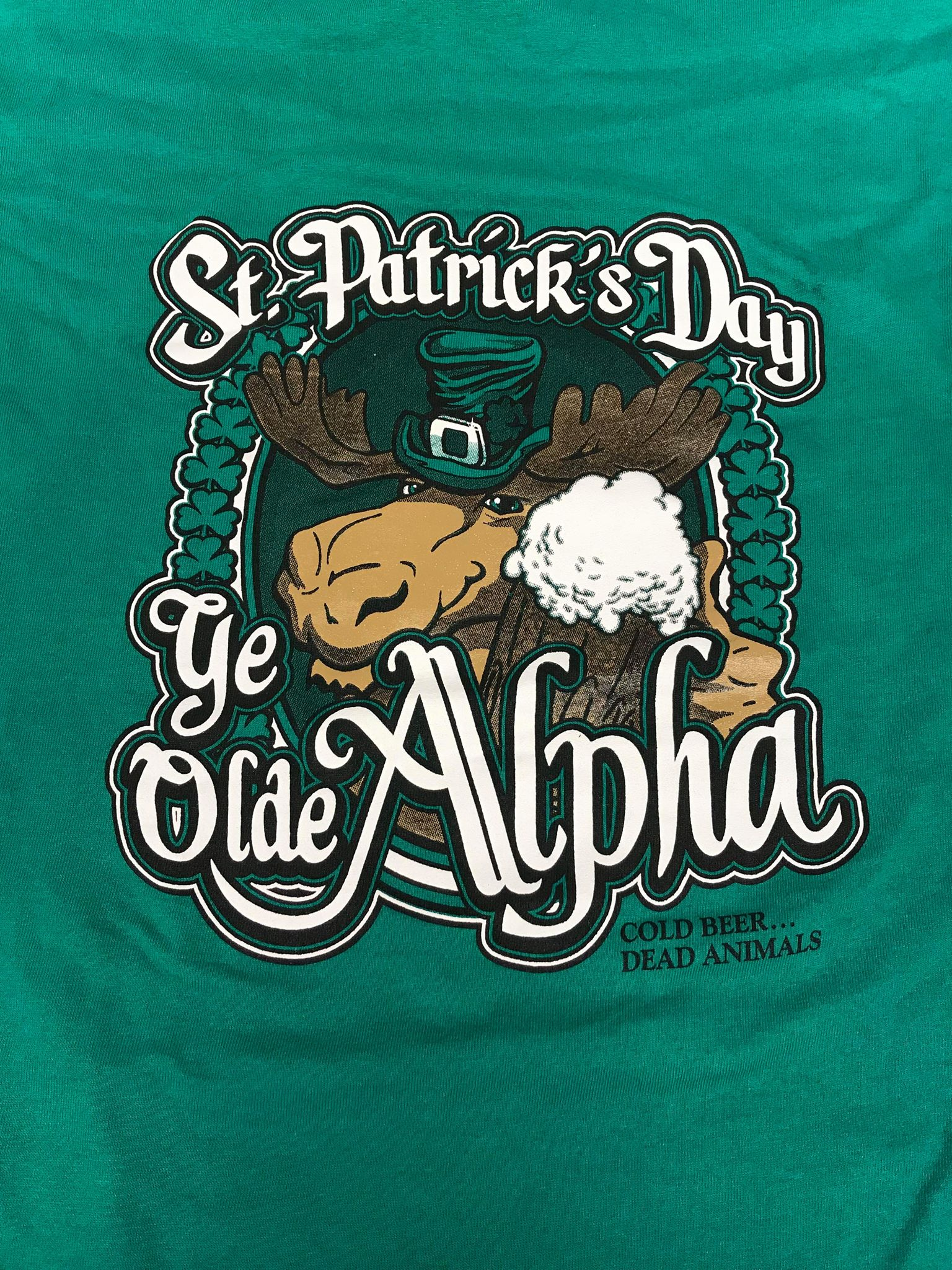 The Alpha T-Shirt
