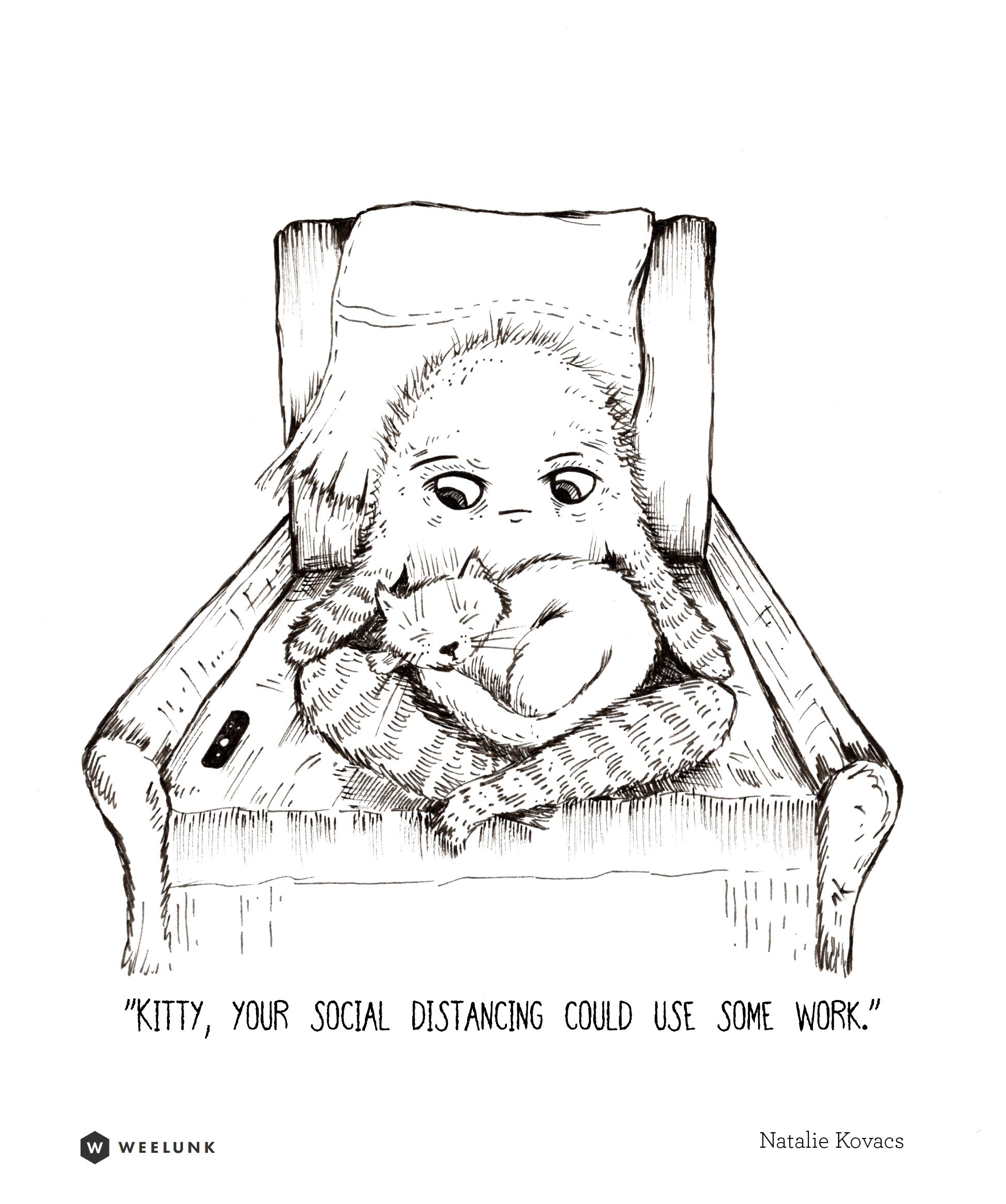 Social Distancing Quarantine Comics - Episode 1