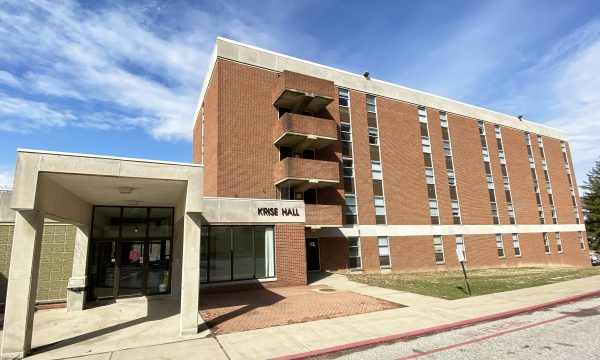 Krise Hall building at West Liberty University