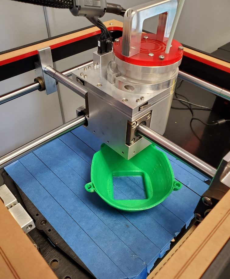 3d printer medical masks