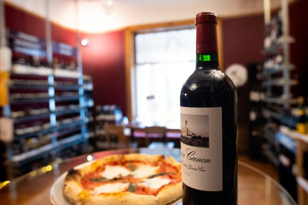 Good Mansion Wine and Pizza