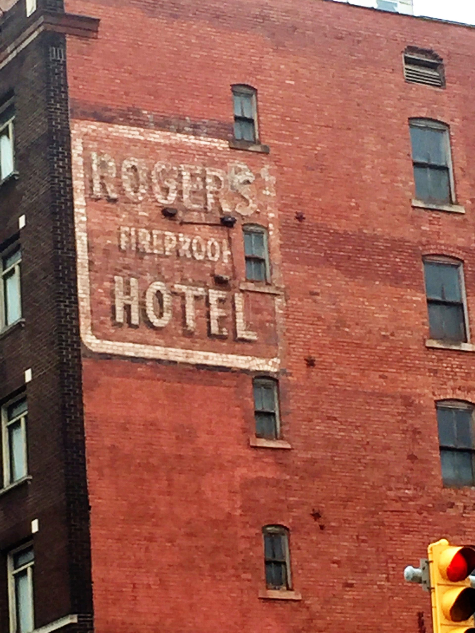 rogers hotel