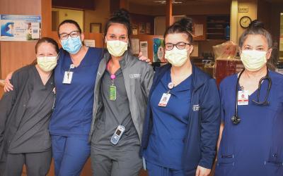 Nurse Header