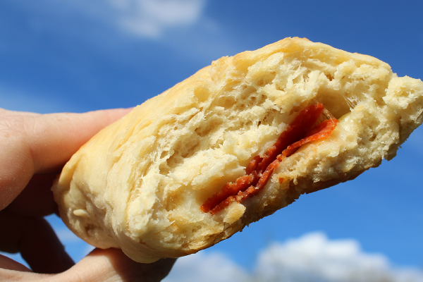 Pepperoni Roll Header