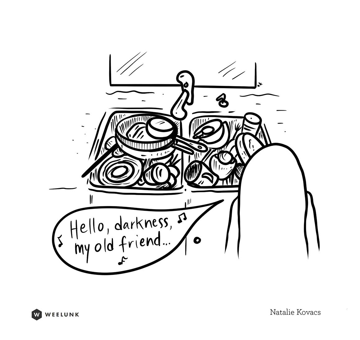 quarantine comics about Coronavirus - Episode 9