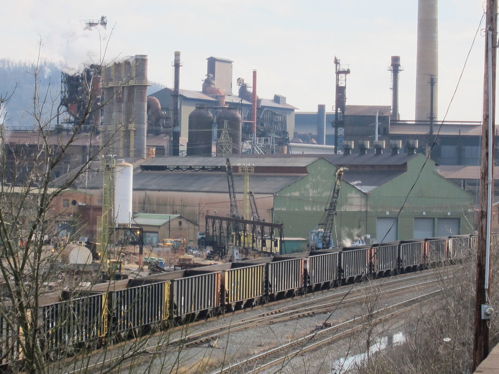 Wheeling Steel Mingo Junction Plant