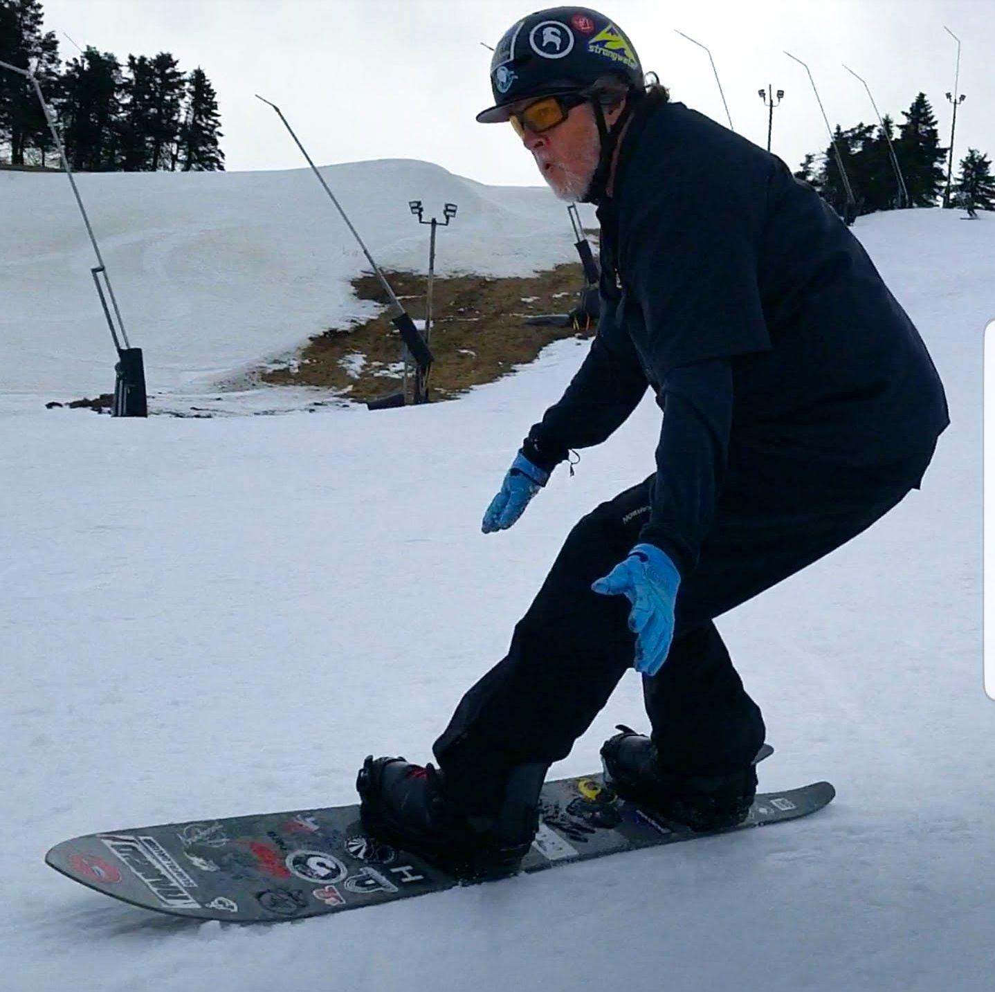 Snowboard Seven Springs