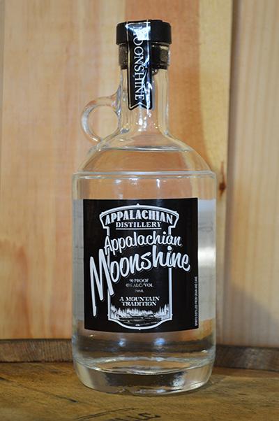 Appalachian Moonshine