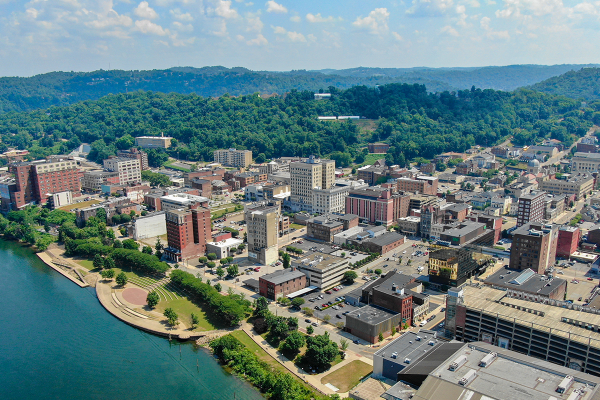 Wheeling West Virginia contributes to social change