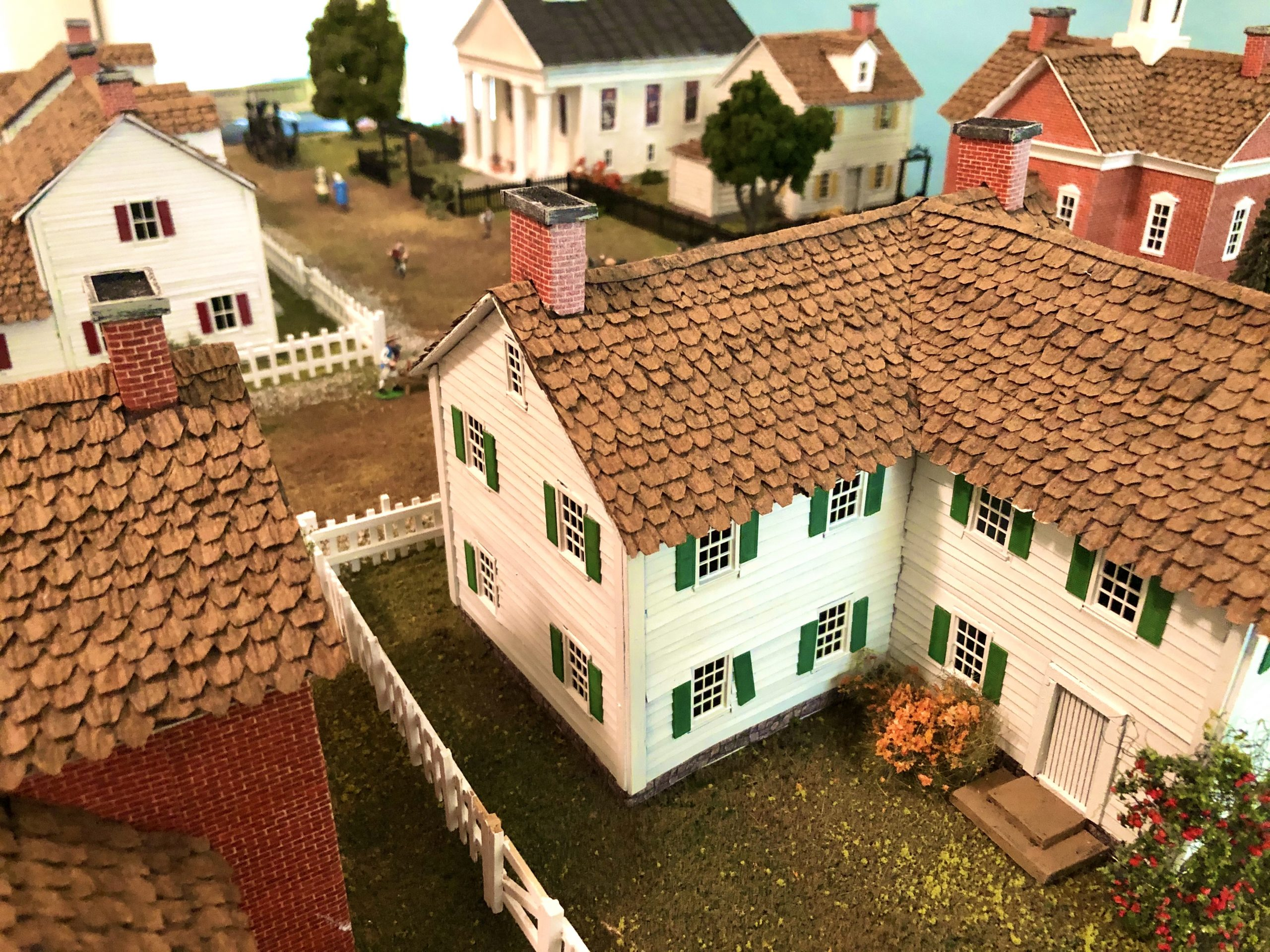 Colonial Rooftop