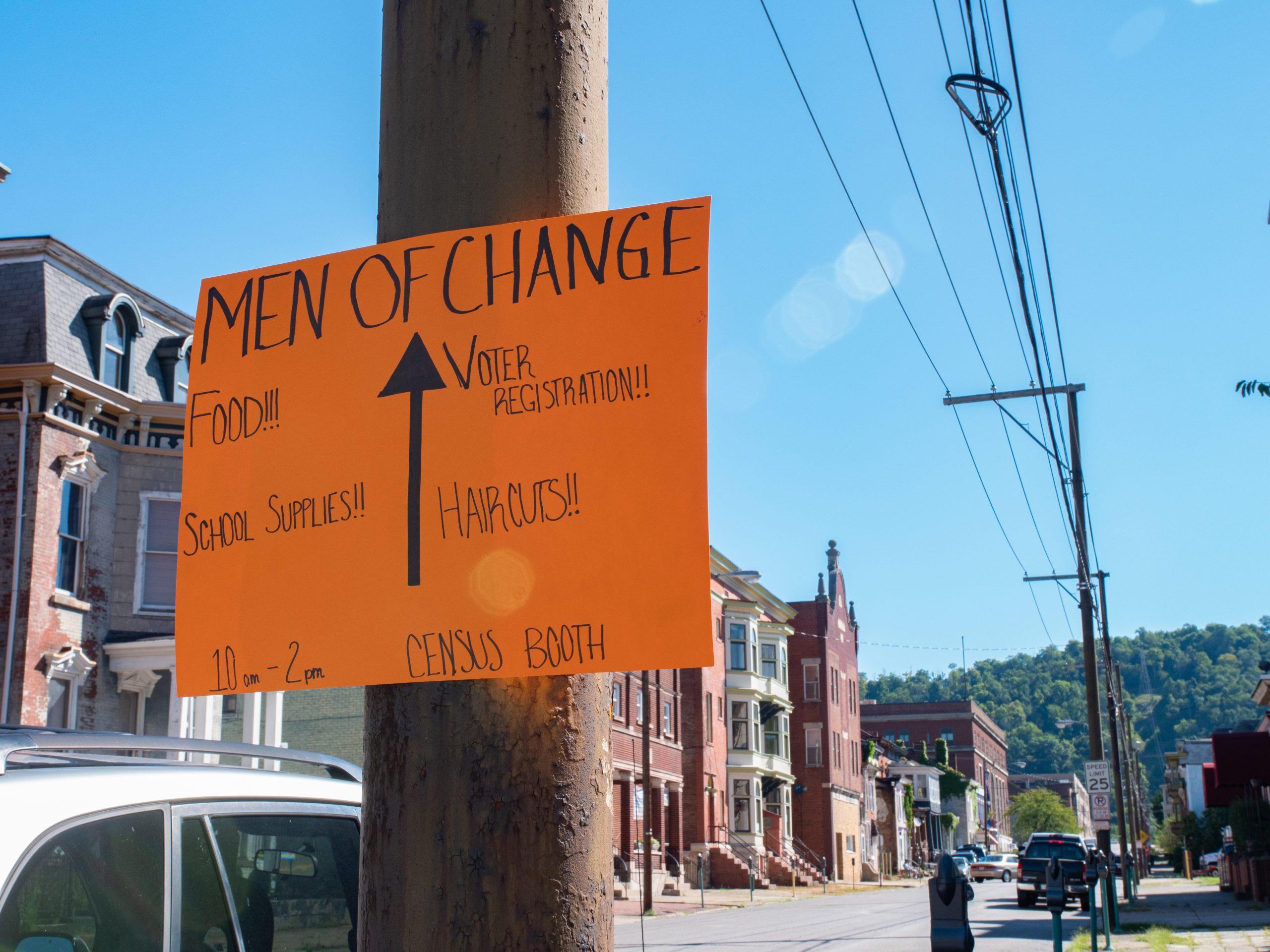 Men of Change